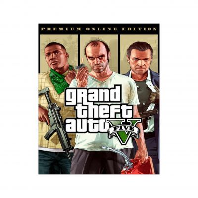 קוד דיגיטלי Grand Theft Auto V 5 (GTA 5) Premium Online Edition PC