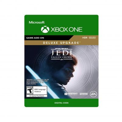 קוד דיגיטלי STAR WARS Jedi: Fallen Deluxe Edition Xbox One