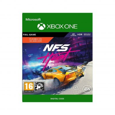 קוד דיגיטלי Need for Speed Heat Xbox One
